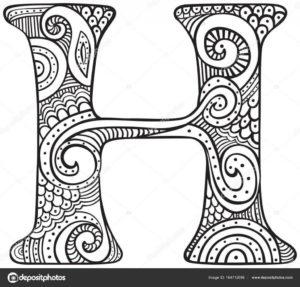 imágenes de letra H