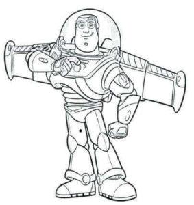 Dibujos A Lápiz De Toy Story Ideales Para Los Nenes