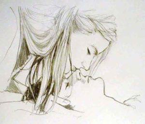 parejas románticas