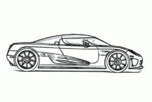 dibujos de carros para descargar