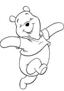 dibujos de pooh