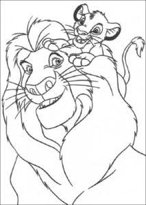 imagenes del rey leon