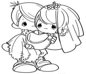 dibujos de parejas para enamorar