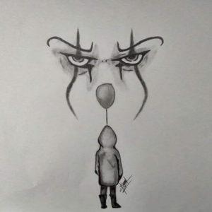 dibujos de it chidos