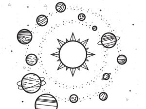 sistema solara para imprimir