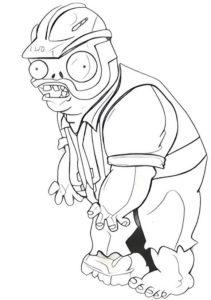 dibujos a lápiz de zombies