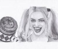 Dibujos de Harley Quinn