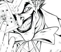 Dibujos del Joker