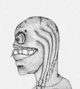 zombie gracioo