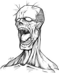 zombies a lápiz
