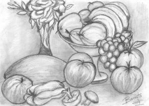 dibujos de frutas para descargar