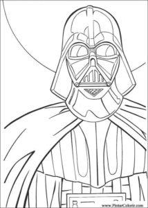 dibujos de star wars