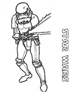 dibujos de star wars a lápiz
