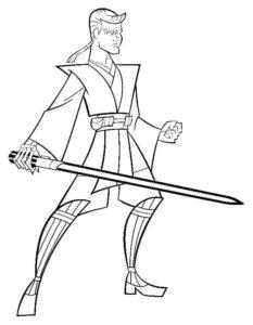 dibujos de star wars en lápiz