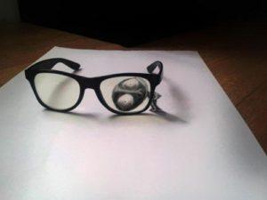 dibujos en 3D a lápiz