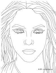 dibujo de shakia