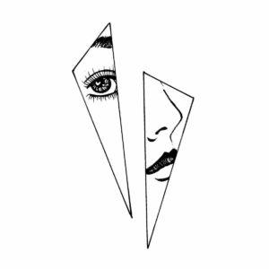 dibujos aesthetic faciles