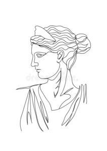 dibujos aesthetic figuras