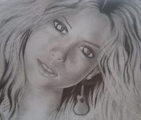 Dibujos de Shakira