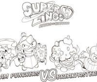 Dibujos de Superzings