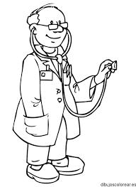 médicos para dibujar