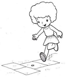 dibujos de educacion fisica