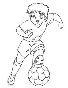 fútbol educación física